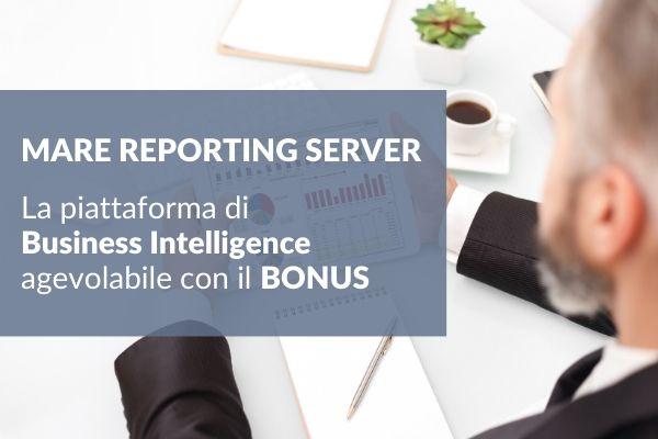 Mare reporting Server